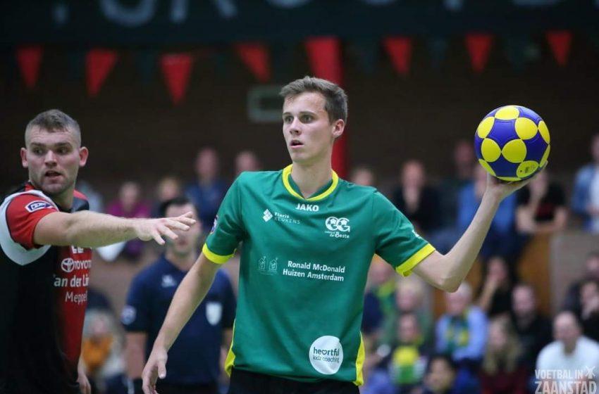 Terrenc Griemink toegevoegd aan selectie Team NL Korfbal