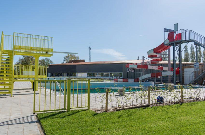Buitenbad De Crommenije vanaf vrijdag 5 februari open