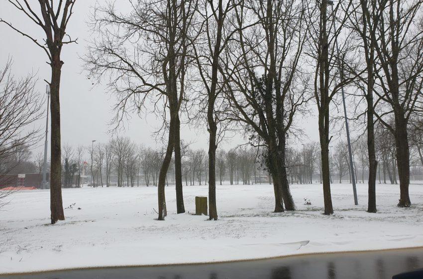 Winterse omstandigheden