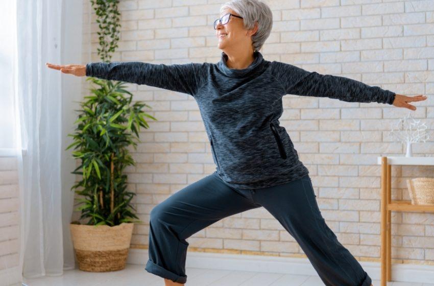 Team Sportservice brengt senioren thuis in beweging