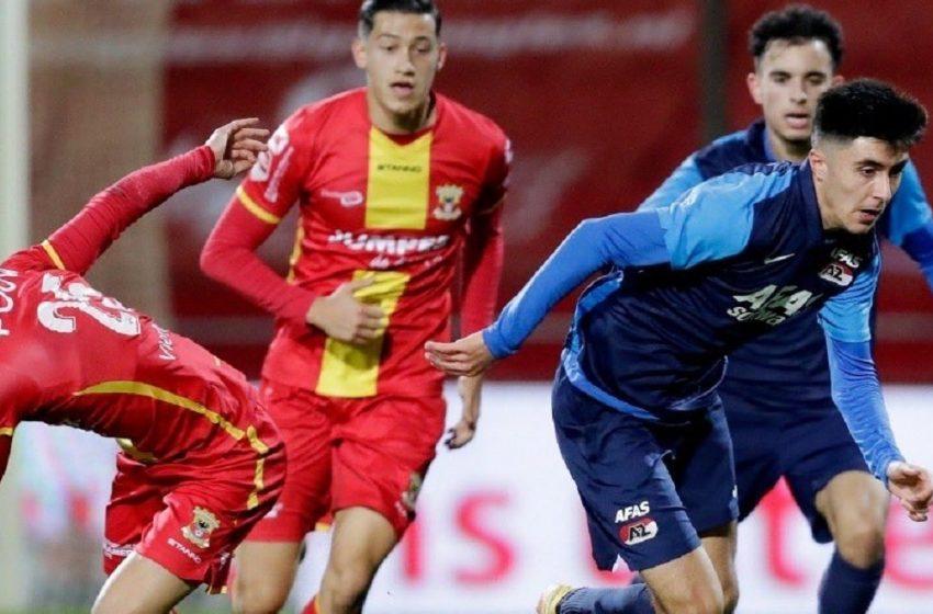 Jong AZ ontvangt Go Ahead Eagles vanavond in Zaanstad