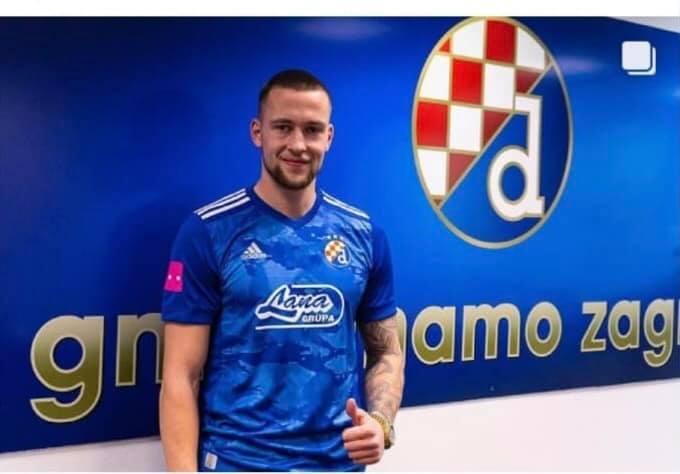 PSV verhuurt Justin de Haas voor de rest van dit seizoen aan Kroatische Dinamo Zagreb