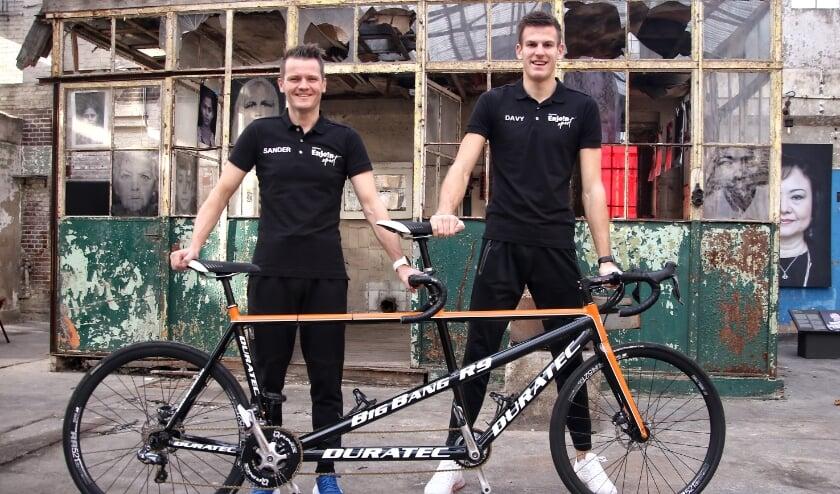 Triatleet Sander Koomen (42) maakt zich op voor Paralympische Spelen in Parijs