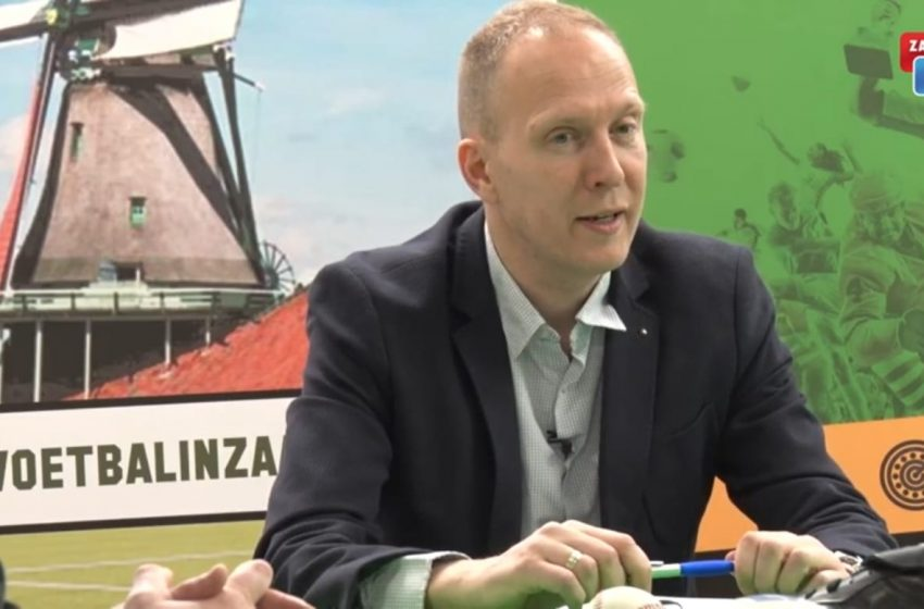 Straatvoetbalkoning Edward van Gils te gast in 5e aflevering van Sport in Zaanstad