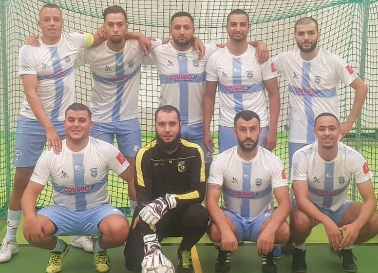 """FC Zaanstreek-captain Mouad Ben Chekh: """"Volgend seizoen opnieuw voor kampioenschap gaan"""""""