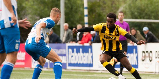 OFC ziet Suleiman weer terugkeren naar derdedivisionist Hollandia