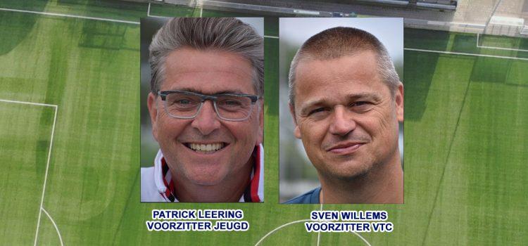 ZVV Zaandijk ziet in Patrick Leering nieuwe jeugdvoorzitter en in Sven Willems voorzitter VTC
