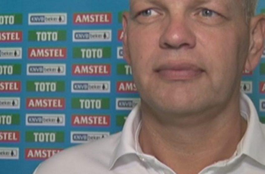Nieuwe OFC trainer Pieter Mulders al bezig met nieuwe seizoen