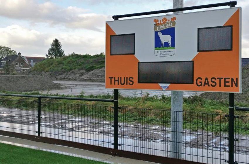 Verenigingsgebouw Sportpark Neck wordt opgeleverd