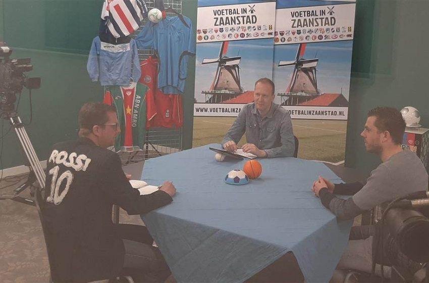 Aflevering 8 Sport in Zaanstad met Richard Douma, Sanne Pasma en Joeri Houniet