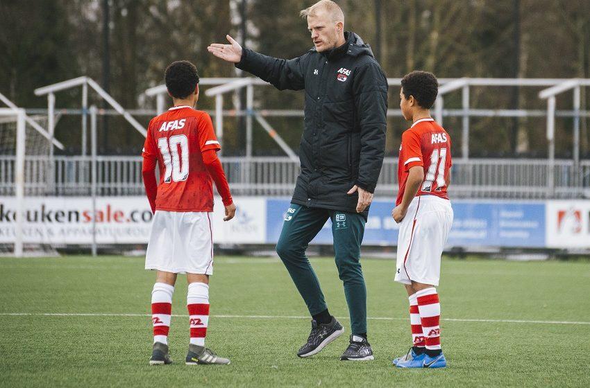 Demo training Sander Veraart voor SVA jo11