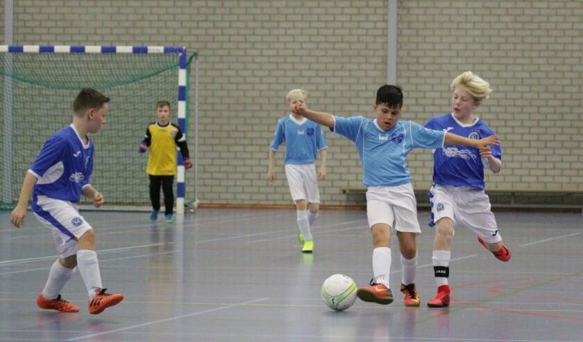 Jeugdzaalvoetbal voor jo11- jo13-jo15-jo17-jo19 bij FC Zaanstreek