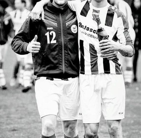 Terugkeer van twee neven bij FC Zaandam: Marc Molenaar en Jesse Kramer