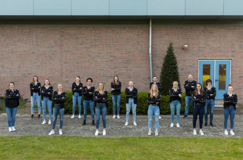 Dames en heren ZV De Zaan komend weekend in halve finale NK