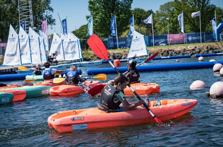 Gratis watersporten voor kinderen 23 t/m 26 juni, Zaanse Schans, Zaandam