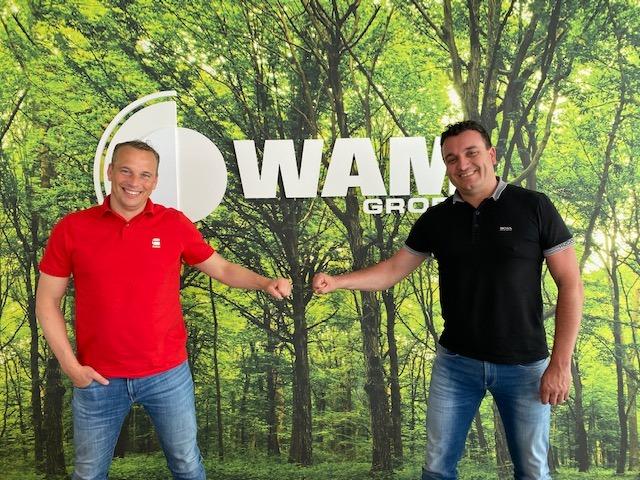 WAM Groep hoofdsponsor KFC