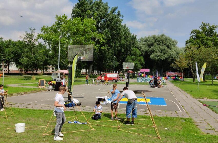 Herfstvakantie vol sport, cultuur en lifestyle Gratis activiteiten voor alle jeugd